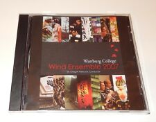 Warburg College Wind Ensemble 2007 CD Craig Hancock NEW Waverly IA