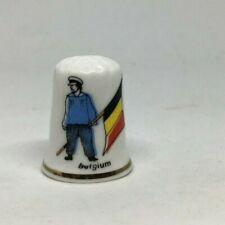 Collectable Thimble - BELGIUM   (AA204)
