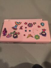 DSL608 Nintendo DS Lite Launch Edition Coral Pink Handheld System