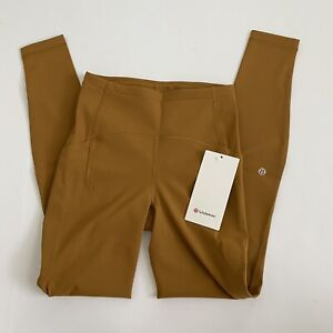 """Lululemon Swift Speed High-Rise Tight 28"""" Spiced Bronze size 4-6-8 New $128"""