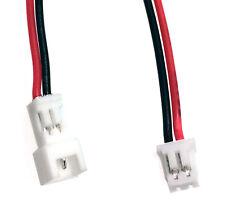 2 Pin Molex PicoBlade kompatibler Stecker Buchse mit Kabel Lipo 1S 1,25 mm GH