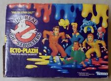 RARE Original The REAL Ghostbusters Ecto Plazm Kenner Vintage Store display
