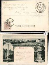 64387;Schrems Obelisk Hamerling Denkmal 1898
