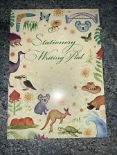 Australian Themed Letter Paper Stationary Writing Pad X25