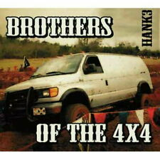 HANK 3-BROTHERS OF THE 4X4-JAPAN CD F30