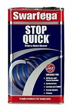 SWARFEGA STOP QUICK BRAKE AND CLUTCH CLEANER - 5 LITRE