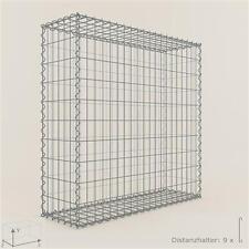 larghezza MAGLIA 10 x 10 Cm Gabbioni Gabione//Cesto pietra 100 x 80 x 30 cm