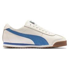 PUMA Men's Roma '68 OG Whisper White/Blue Yonder Sneakers 37060101 NEW!