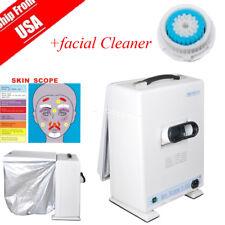 UV Facial Analyzer Analyser Skin Scanner Scope Wood Lamp Diagnosis Machine Gift