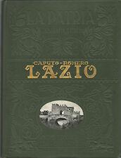 Eugenio Caputo Federico Romero IL LAZIO Utet 1926 LA PATRIA GEOGRAFIA D'ITALIA