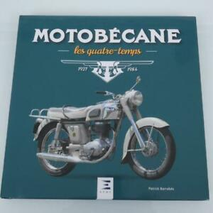 Book Feature Dedicated To the Story Of Motobecane All Four Time Of 1927 To