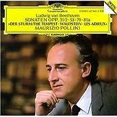 Beethoven: Piano Sonatas Nos 17, 21, 25 & 26, Beethoven, Ludwig van, Maurizio ,