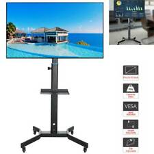 "Mobile TV Cart Floor Stand Mount Home Display Trolley for 23""-55"" /LCD/LED"