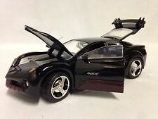Pontiac Rageous, Collectibles, Diecast 1:24 Scale, MotorMax Toys, Black Burgundy
