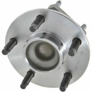 Wheel Bearing and Hub Assembly For 04-12 Aura Cobalt G6 HHR Malibu 1411-49179