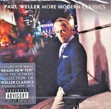 PAUL WELLER - MORE MODERN CLASSICS (NEW SEALED CD)