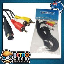 Sega Mega Drive Video Game A/V Cables