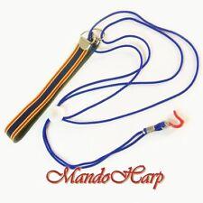 Acoustic Instrument Suspender Sling for Ukulele/Mandolin/Guitar etc. NEW