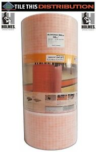 Schluter Ditra Uncoupling Membrane 10 to 323 sf Rolls ~You Pick Size~