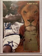 🔥1994-95 Fleer Shaquille O'Neal🔥 Young Lion Insert #5 of 6 Magic