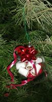 EMERGENCY TOILET PAPER 2020 CHRISTMAS TREE ORNAMENT WITH CANDY
