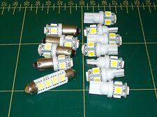 FORD LED FULL ULTRA WHITE KIT AU BA BF FPV Fairmont Ghia