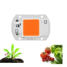 20W LED Full Spectrum Plant Grow Light DIY COB Chip AC220V
