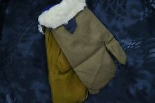 Soviet and Russian military winter mittens gloves