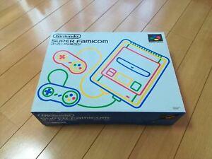 Nintendo Super Famicom Console System SNES Japan Original 1990 Brand New