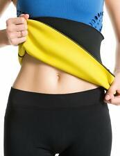 Women's Thermo Slimming Neoprene Tummy Trimmer-No Zip-Large