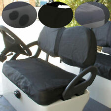 New listing For Club Car Fits DS 2000-Up Golf Cart Front Seat Cover Replacement Set Black