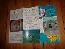 Brochure for South Baldwin County Alabama Foley Gulf Shores Bon Secour