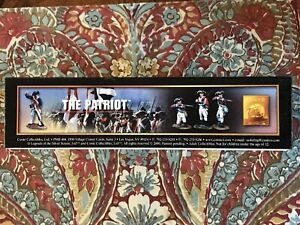 Conte 2 toy lead soldiers The Patriot  hand to hand combat set #1 Quality