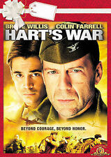Harts War (DVD, 2002, Holiday O-Ring Packaging)