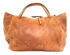BZNA Bag Diana cognac Italy Designer Damen Handtasche Schultertasche Tasche