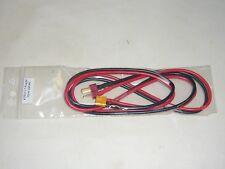 Rallonge 75cm  XT30 Femelle > T Plug Male + cable 16AWG SILICONE (35 Ampères)