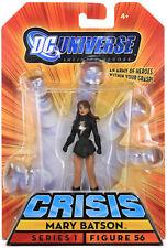 "DC Universe Infinite Heroes Crisis MARY BATSON 3.75"" Action Figure #56 Mattel"