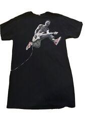 Van Halen Eddie Van Halen Play Fast Wear Stripes Tshirt Women's Size Small