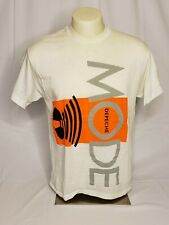 Vintage Depeche Mode Music For The Masses 1987 Concert Shirt Xl