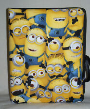 "Minions Children Handcrafted Photo Album 5 1/2""X7"" Holds 80 4""X6"" (many) - NEW"