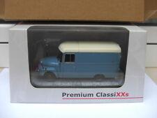 Opel Blitz 1.75t 1952 blue Premium Classixxs MIB 1:43 hanomag dkw nsu BEAUTIFUL