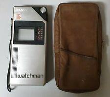 Sony Watchman FD-210BE Vintage