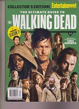 COLLECTOR'S EDITION ENTERTAINMENT Ultimate Guide to The Walking Dead COVER 2 of2