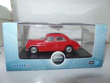 Oxford MGZ001 1/43 O Scale MG ZA MGZA Magnette Red