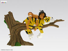 """Nävis et Houyo sur un arbre d'après """"Buchet et Morvan"""" - Navis on Tree Attakus"""