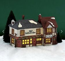 "Department 56 Dickens' Village ""The Old Curiosity Shop� Retired In Box"