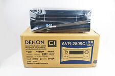 New Denon AVR-3808CI 7.1 Channel  AV Theater Surround Receiver