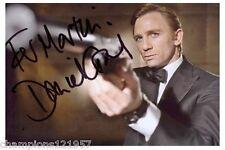 Daniel Craig ++Autogramm++ ++James Bond 007++