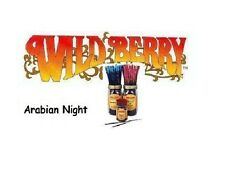 "Wild Berry ""Arabian Night"" bâtonnets d'encens (pk10) (R84)"