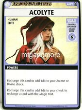 Pathfinder Adventure Card Game - 1x Acolyte - Character Add-On
